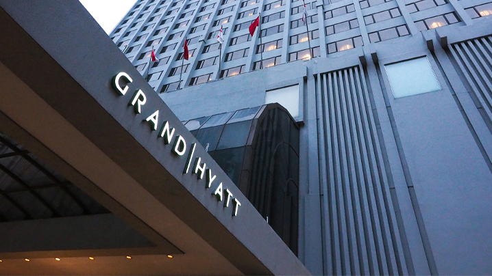 Quotes Images - Grand Hyatt Singapore